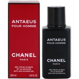 Chanel Antaeus gel de duche para homens 200 ml