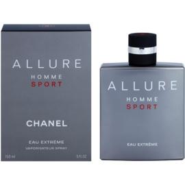 Chanel Allure Homme Sport Eau Extreme parfumska voda za moške 150 ml