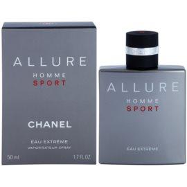 Chanel Allure Homme Sport Eau Extreme parfumska voda za moške 50 ml