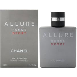 Chanel Allure Homme Sport Eau Extreme Eau de Toilette for Men 50 ml