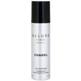 Chanel Allure Homme Sport Eau Extreme Deo-Spray für Herren 150 ml