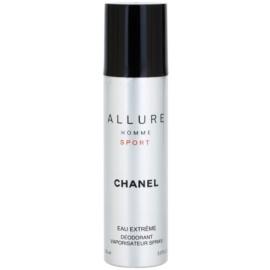 Chanel Allure Homme Sport Eau Extreme deospray pre mužov 150 ml
