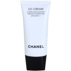 Chanel CC Cream вирівнюючий крем SPF 30 відтінок 32 Beige Rose  30 мл