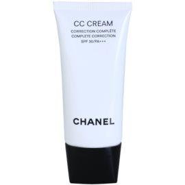 Chanel CC Cream sjednocující krém SPF 30 odstín 32 Beige Rose  30 ml