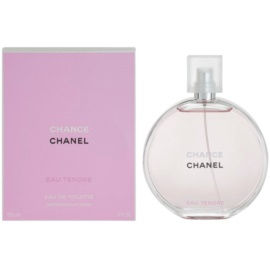 Chanel Chance Eau Tendre Eau de Toilette für Damen 150 ml