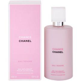Chanel Chance Eau Tendre Shower Gel for Women 200 ml