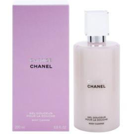 Chanel Chance gel za prhanje za ženske 200 ml