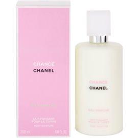 Chanel Chance Eau Fraiche tělové mléko pro ženy 200 g