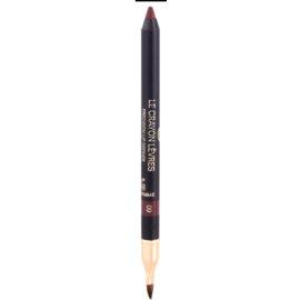 Chanel Le Crayon Levres Contour Lippotlood met Puntenslijper  Tint  09 Rouge Noir  1 gr
