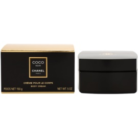 Chanel Coco Noir creme corporal para mulheres 150 g