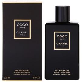 Chanel Coco Noir Duschgel für Damen 200 ml