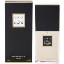Chanel Coco Eau de Toilette pentru femei 100 ml