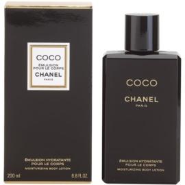 Chanel Coco Körperlotion für Damen 200 ml