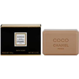 Chanel Coco mydło perfumowane dla kobiet 150 g