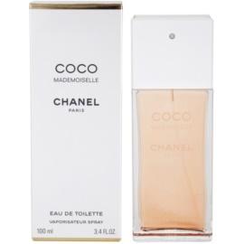 Chanel Coco Mademoiselle Eau de Toilette für Damen 100 ml