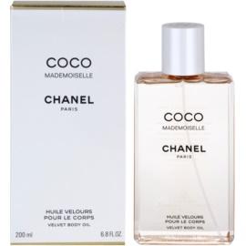 Chanel Coco Mademoiselle Körperöl für Damen 200 ml