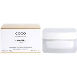 Chanel Coco Mademoiselle peeling do ciała dla kobiet 150 g