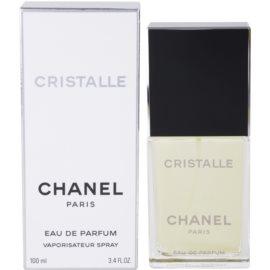 Chanel Cristalle parfumska voda za ženske 100 ml