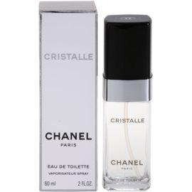 Chanel Cristalle туалетна вода для жінок 60 мл
