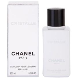 Chanel Cristalle Körperlotion für Damen 200 ml