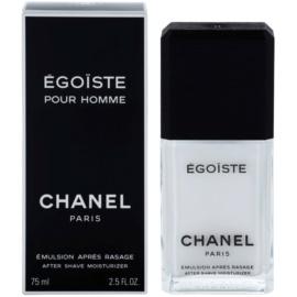 Chanel Égoïste Aftershave Balsem  voor Mannen 75 ml