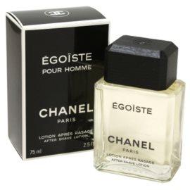 Chanel Egoiste voda po holení pro muže 75 ml