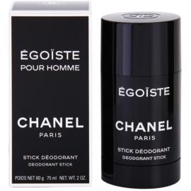 Chanel Egoiste deo-stik za moške 75 ml