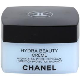 Chanel Hydra Beauty lepotna vlažilna krema za normalno do suho kožo  50 g