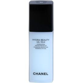 Chanel Hydra Beauty гель для шкіри навколо очей проти набряків та темних кіл   15 мл