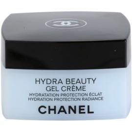 Chanel Hydra Beauty hidratáló géles krém az arcra  50 g