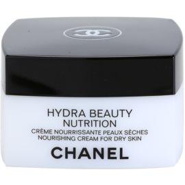 Chanel Hydra Beauty подхранващ крем за много суха кожа  50 гр.