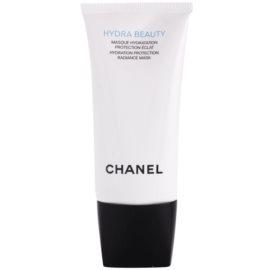Chanel Hydra Beauty feuchtigkeitsspendende und aufhellende Maske  75 ml