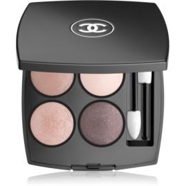 Chanel Les 4 Ombres intenzivní oční stíny odstín 266 Tissé Essentie 2 g