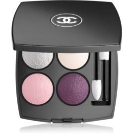 Chanel Les 4 Ombres интензивни сенки за очи 272 Tissé Dimension 1,2 гр.