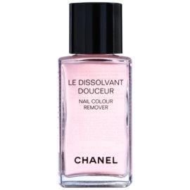 Chanel Le Dissolvant Douceur zmywacz do paznokci z olejkiem arganowym  50 ml