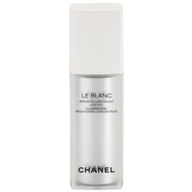 Chanel Le Blanc озаряващ серум против пигментни петна  30 мл.