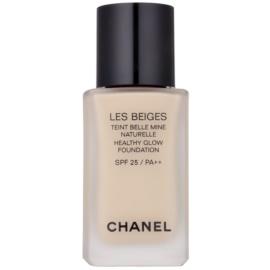 Chanel Les Beiges rozjasňující make-up pro přirozený vzhled SPF 25 odstín N°22  30 ml