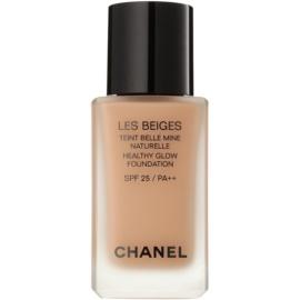 Chanel Les Beiges rozjasňující make-up pro přirozený vzhled SPF 25 odstín N°40  30 ml