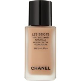Chanel Les Beiges rozjasňující make-up pro přirozený vzhled SPF 25 odstín N° 42 Rosé  30 ml