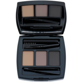 Chanel Le Sourcil De Chanel paleta za ličenje obrvi odtenek 20 Brun 5 g
