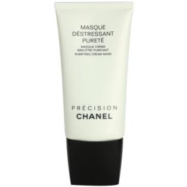 Chanel Précision Masque mascarilla limpiadora para pieles mixtas y grasas  75 ml