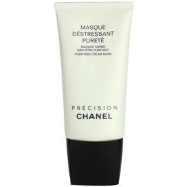 Chanel Précision Masque čistiaca maska pre zmiešanú a mastnú pleť  75 ml
