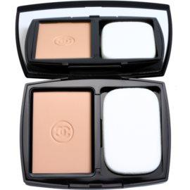 Chanel Mat Lumiere Compact rozjasňující pudr odstín 70 Pastel (SPF 10) 13 g