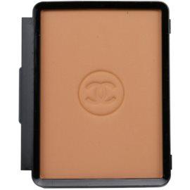 Chanel Mat Lumiere Compact rozjasňující pudr náhradní náplň odstín 80 Contour  13 g
