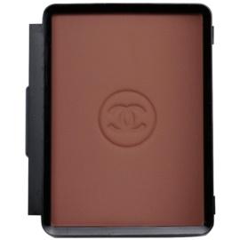 Chanel Mat Lumiere Compact rozjasňující pudr náhradní náplň odstín 100 Intense  13 g