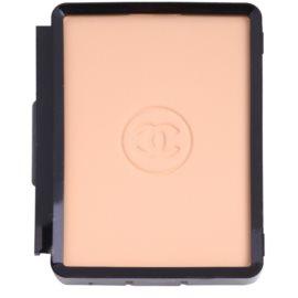 Chanel Mat Lumiere Compact rozjasňující pudr náhradní náplň odstín 40 Sable  13 g