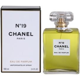 Chanel No.19 parfumska voda za ženske 100 ml