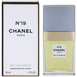 Chanel No.19 parfumska voda za ženske 35 ml