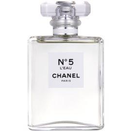 Chanel No. 5 L´Eau Eau de Toilette für Damen 100 ml