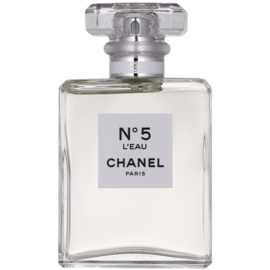Chanel N°5 L'Eau eau de toilette per donna 50 ml